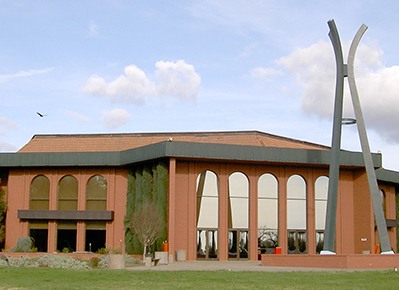 Luther Burbank Center for the Arts in California