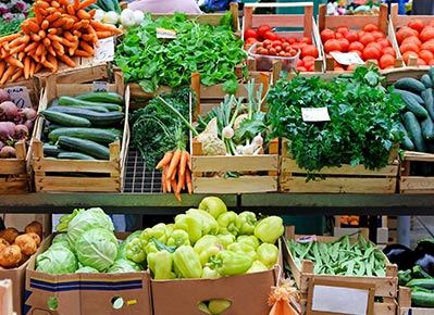 Original Certified Farmer's Market at Santa Rosa