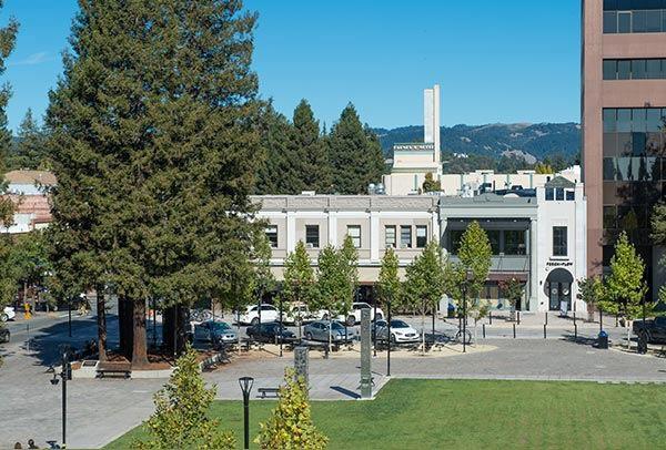 Downtown Santa Rosa Courthouse Square at santarosa